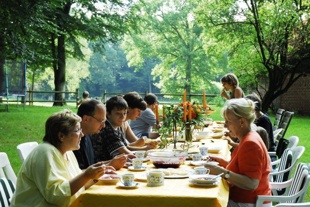 feste feiern auf dem bauernhof in ganz deutschland - hochzeit