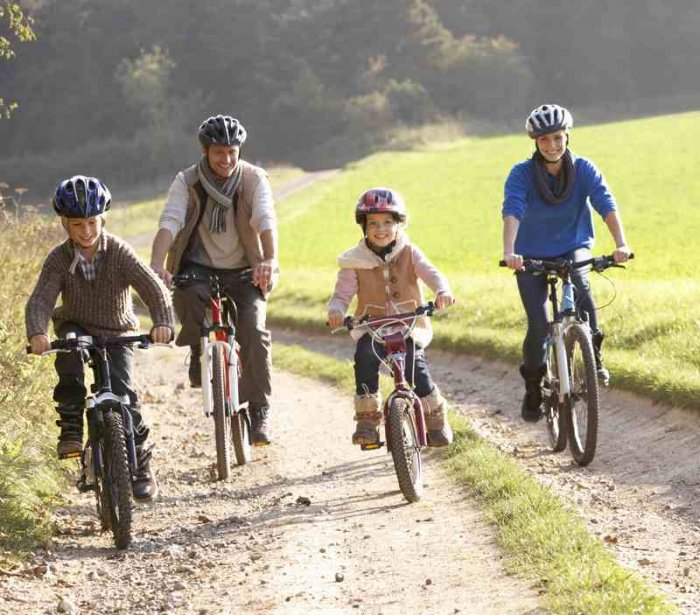 Benefits Of Riding A Bike Instead Of Driving A Car